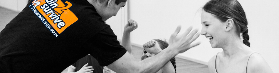 Krav Maga Training für Kinder in Wiesbaden